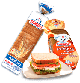 Bimbo® Bread, the best variety of breads for you and your family.
