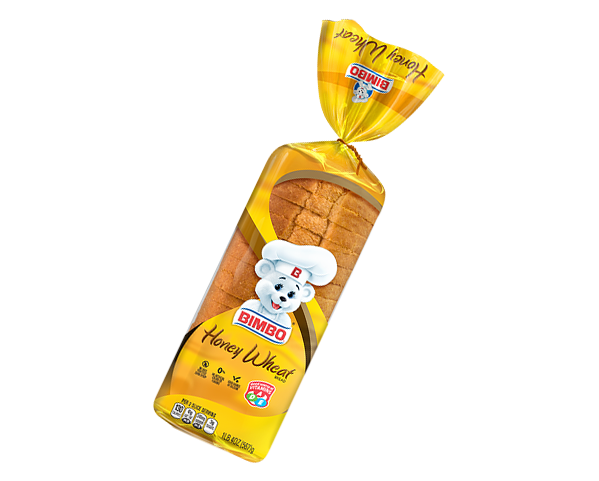 Bimbo® Soft Honey Wheat