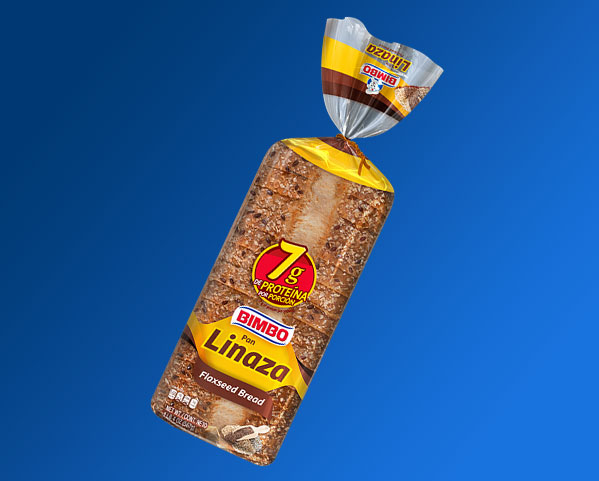 Flaxseed Bread Bimbo®