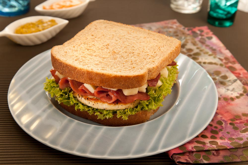 Bimbo® Chicken sandwich
