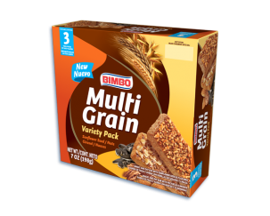 Multigrain mix Box Bars Bimbo