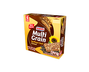 Multigrain Sunflower Seed Bars Box Bimbo